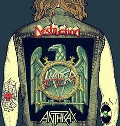 Thrash Metal (1991/The Best)